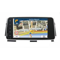 Quality 8 Inch Nissan March Car Multimedia Navigation System Car GPS Navigation Built in WIFI for sale