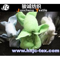 Wholesale Recycle microfiber towel,hotel towel rabbit towel microfibre towel fabric for decoration from china suppliers
