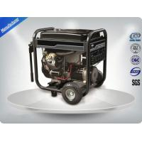 Wholesale 4.5 Kva Manual Lightweight Portable Generator , Portable Generators For Camping from china suppliers