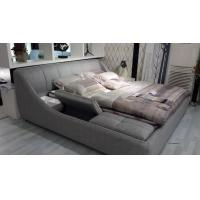 Wholesale L891,leather bed, living room home furniture,KD furniture from china suppliers