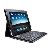 Wholesale Black or White Color PU Leather Case Bluetooth Keyboard With Case for iPad2 from china suppliers
