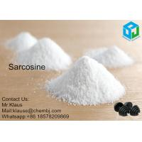 Wholesale 99% Purity Sport Nutrition White Powder Sarcosine For Muscle Fitness Supplements 107-97-1 from china suppliers
