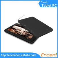 Buy cheap 7 Inch Android 4.0 1024*600 Pixels Resolution Tablet PC from wholesalers