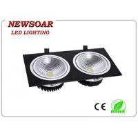 Wholesale protective oświetlenie led-led grille light 2x20w promoted in european market from china suppliers
