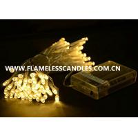 Wholesale Party or Christmas Decoration LED Battery Operated String Lights Outdoor Indoor Use from china suppliers
