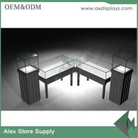 Buy cheap Jewelry shop showcase wooden furniture showcase China supplier glass display furniture from wholesalers