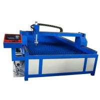 Wholesale 1500 * 6000MM Table Type CNC Plasma Cutting Machine Cutting Speed 0-8000mm/min from china suppliers