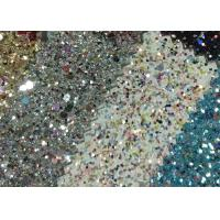 Wholesale 3D Chunky Glitter Cotton Fabric Decor KTV Textile Wallpaper Wall Cloth from china suppliers