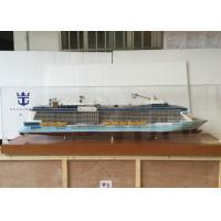Wholesale Long Life Ovation Of The Seas Model , Cruise Ship 3d Model With Powerful Propeller Device from china suppliers