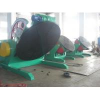 Wholesale Automatic Tilting Welding Positioner Turntable 20T For Pipe / Tank from china suppliers