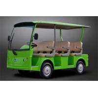 Wholesale Electric 8 Passenger Golf Cart  Sightseeing Bus With DC Motor For Club / Hotel from china suppliers