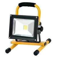 Wholesale 5000Lm IP65 Waterproof Portable Led Floodlight 50W Warm White Cold White from china suppliers