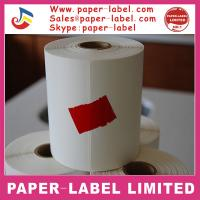 China Commercial thermal adhesive printing paper packaging labels on sale
