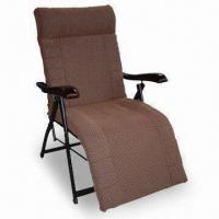 Wholesale Foldable Leisure Massage Chair with Wooden Base and 6 to 8 Massage Motors from china suppliers