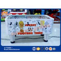Wholesale Easy Operation Arcade Game Machines Table Soccer Game With Electronic Scoring from china suppliers