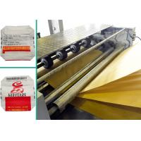 Wholesale NSK Bearing German PLC Paper Bag Forming Machine For Milk Bag Production Line from china suppliers