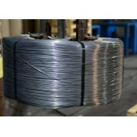 "Wholesale 0.068 "" High Carbon Patented Wire Flatten to 0.028 "" Brush Steel Wire Rod C1045 - 1060 from china suppliers"