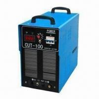 Wholesale Inverter Air Plasma Cutter, Current Can be Adjusted in Succession, with Input Capacity of 15kVA from china suppliers
