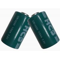Wholesale CR14250 Hcb Batteries Hermetic Sealing 600mAh Pulse Current 1000mA for Utility meters from china suppliers