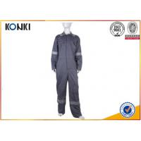 Wholesale Overall Custom Work Uniforms High Visibility Workwear Grey Color from china suppliers