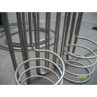 Wholesale titanium shell tube heat exchanger,Heat pump titanium heat exchanger from china suppliers