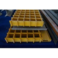 Wholesale High Tensile Non - corrosion Fiber FRP Pultruded Grating Composit Profiles from china suppliers