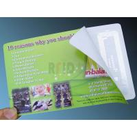Wholesale Smart Paper Card 85*54mm NXP MIFARE  Coustomize Printing RFID ticket and RFID paper card from china suppliers