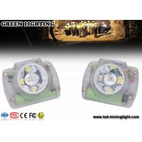 Wholesale Cordless Rechargeable Mining Headlamps Cree Led , Coal Miners Helmet Light Explosion Proof from china suppliers