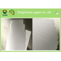 Wholesale Double Side Glossy Printing Paper For Pictures / Posters High Intensity from china suppliers