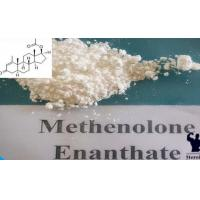 Wholesale Methenolone Enanthate / Primobolan Steroids , Fitness Cutting Cycle Steroids CAS 303-42-4 from china suppliers