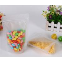 Wholesale Air Proof Stand Up Plastic Bags Transparent With SGS Certificate from china suppliers