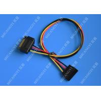 Wholesale Internal 15 Pin Male To Female SATA Data Cable For Computer IDC Type from china suppliers