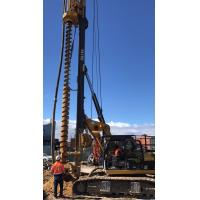 Wholesale KR125M Borehole Pile Drilling Rigs, CFA Construction Bored Pile Equipment from china suppliers