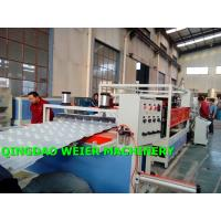 Wholesale High Output Corrugated Sheet Machine PVC UPVC Bamboo Roofing Tiles from china suppliers