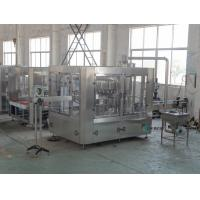Wholesale 18-18-6 beverage making machine Stainless Steel CGF , mineral water filling machine from china suppliers
