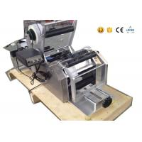 Wholesale Excellent economy round bottle semi automatic sticker labeling machine for small scale production from china suppliers