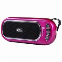 Wholesale Bluetooth Speaker, Call Transfer Between Headset and Bluetooth Mobile Phone, Frequency Effecitve from china suppliers