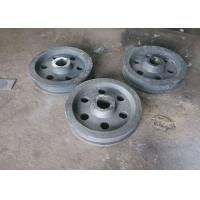 Wholesale 42CrMo4 Outside Diameter 680mm Wear-resistant Stacker Travelling Wheel Free Air Bubbles HRC40-45 from china suppliers