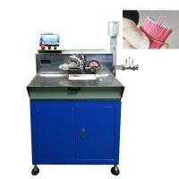 Buy cheap Automatic Wire Processing Machine With Cutting Stripping / Tinning 50HZ / 60HZ from wholesalers