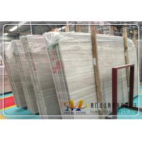 China White Wood Marble for sale