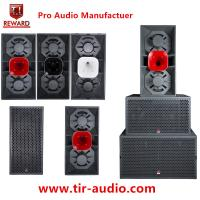 Buy cheap Horn Loaded Long Distance Loudspeaker New Design Pa Speaker Sound Equipment from wholesalers