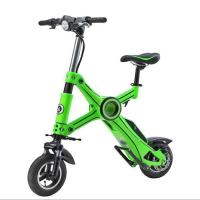 Wholesale Fashion Folding Electric Scooter Mini City E Bike 250W X Model With LCD Display from china suppliers