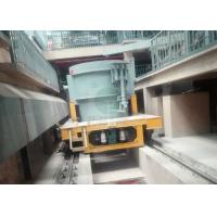 Wholesale 50 t Steel mill slag ladle transfer vehicle on railways powered by lithium battery from china suppliers