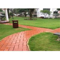 Wholesale Outdoor Clay Paving Brick , Solid Interlocking Brick Pavers For Flooring from china suppliers