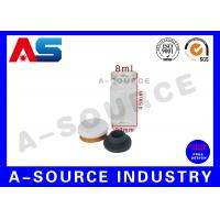 Wholesale Essential Oil  Small Glass Vials 8ml , Amber Injection Glass Vial from china suppliers