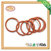 Buy cheap Red standard / nonstandard NBR O Ring Water Resistance For Pump Seal from wholesalers