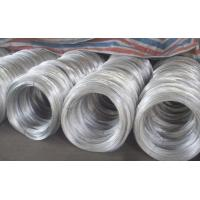 Wholesale 4.8mm Bright Soft Electro Galvanized Iron Wire For Weaving Hexagonal Mesh from china suppliers