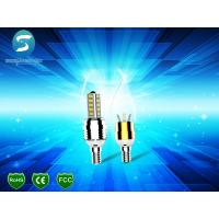 Wholesale 75Ra E12 LED Candle Light 3W , Home Decorative Candle Shaped Light Bulbs from china suppliers
