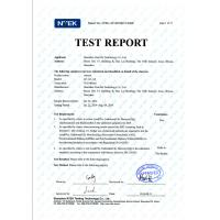 Shenzhen Xian Hu Technology Co. Ltd Certifications