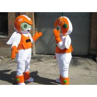 Wholesale handmade adult plush customized mascot costumes of full body from china suppliers